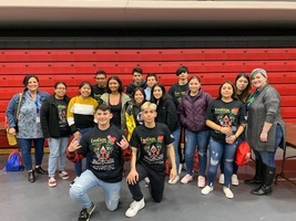 Ocosta Students Attend LatinX Summit